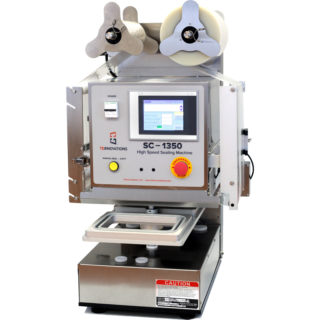 SC-1350 High Speed Rotary Sealing Machine