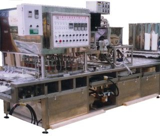 High Volume Packaging Systems