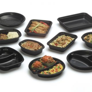 Dual Ovenable Containers