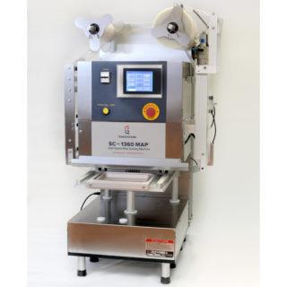 SC-1360 MAP High Speed Rotary Sealing Machine